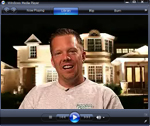 Exterior Home Lighting, outdoor lighting automation contractor, controlscape authorized contractor