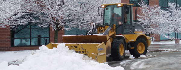 Commercial Snow Removal, Snow Plowing, Chershire, CT