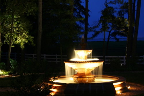 Preferred properties landscaping masonry outdoor lighting gallery slideshow image outdoor lighting low voltage lighting exterior lighting landscape lighting aloadofball Images