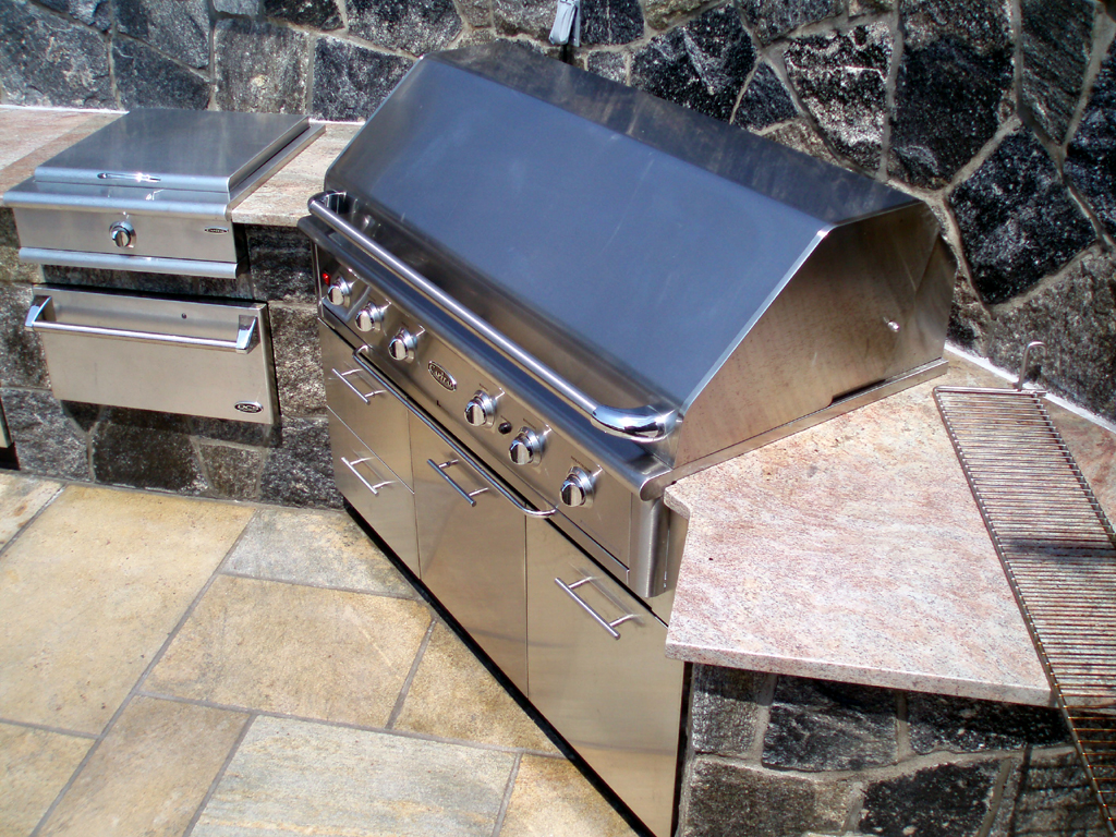 how to clean weber bbq stainless outside